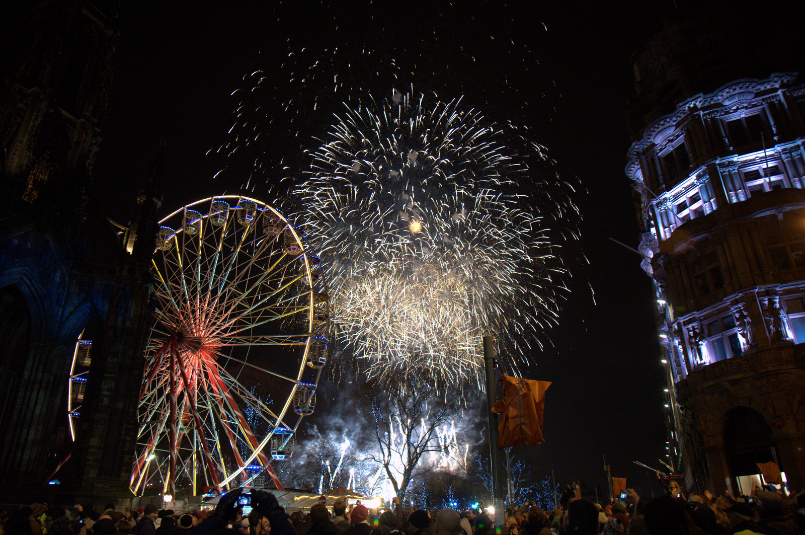New Year's Eve Edinburgh
