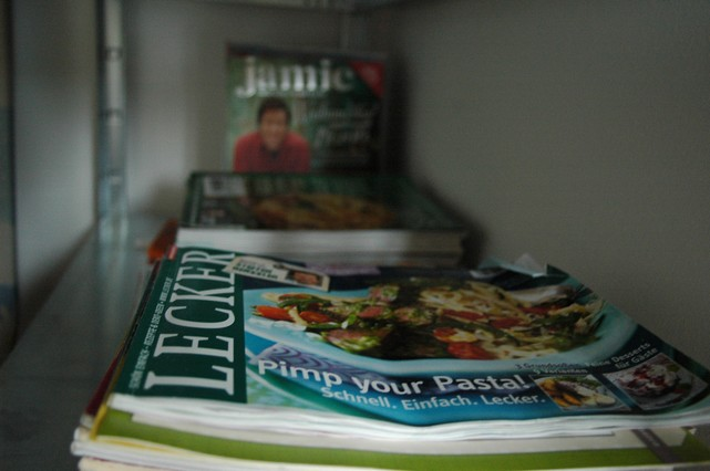 Kochzeitschriften