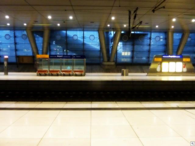 Bahnsteig II