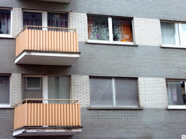Nich so schöne Balkone