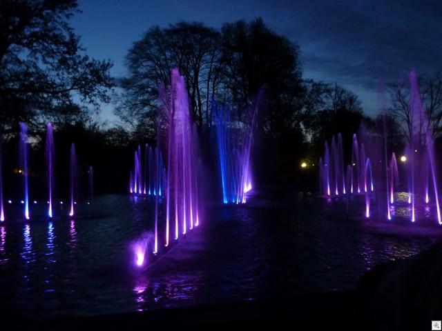 Springbrunnen I
