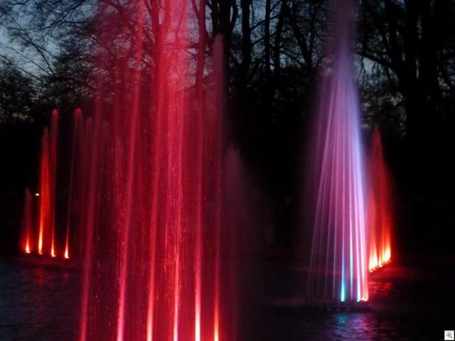 Springbrunnen III