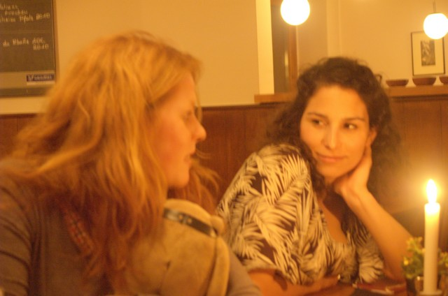 Sandra und Natali