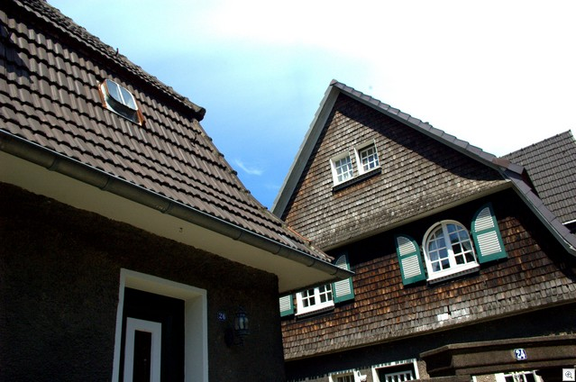 Mehr Dach