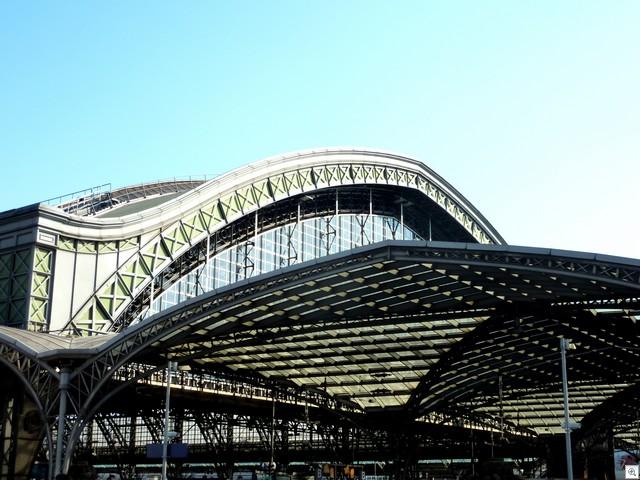 Mehr Bahnhof