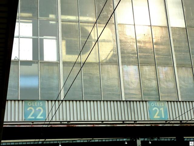 Gleis 21 und 22