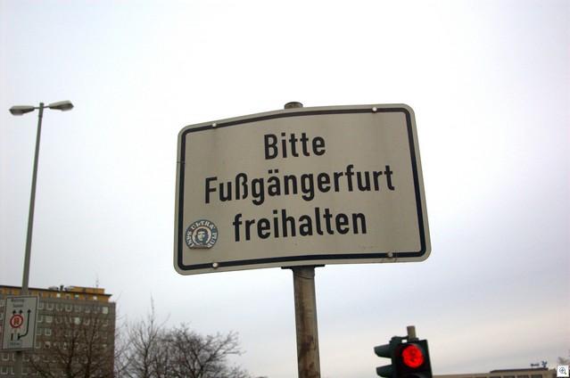 Fußgängerfurt