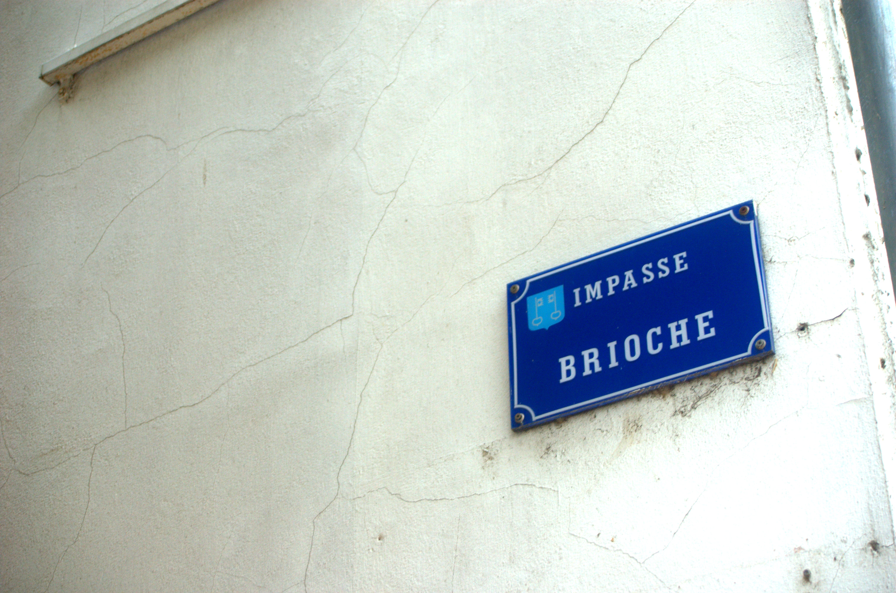 Impasse Brioche