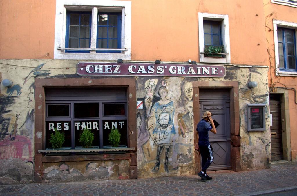 Graffiti oder so