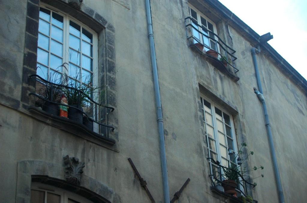 Französischer Fensterzwerg