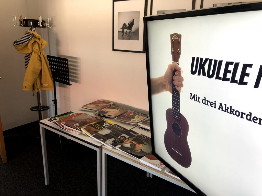 Ukulelenworkshop